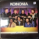 Koinonia - More Than A Feelin' LP (VG+-M-/VG) -jazz fusion-