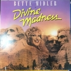 Bette Midler - Divine Madness (Original Soundtrack Recording) LP (VG-VG+/VG+) -soundtrack-