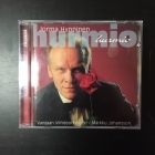 Jorma Hynninen - Hurmio CD (VG+/M-) -klassinen/pop-