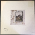 Led Zeppelin - IV (the HMV classic collection limited edition no 2712/3500) LP (VG+-M-/VG+-M-) -hard rock-
