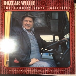 Boxcar Willie - The Country Store Collection LP (M-/VG+) -country-