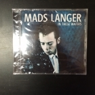 Mads Langer - In These Waters CD (avaamaton) -pop rock-