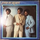 Main Ingredient - Rolling Down A Mountainside LP (VG+-M-/VG) -soul-