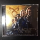 Mortal Instruments: City Of Bones - Original Motion Picture Soundtrack CD (M-/M-) -soundtrack-