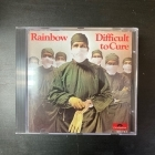 Rainbow - Difficult To Cure CD (M-/M-) -hard rock-