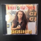 Mikko Kuustonen - Abrakadabra CD (G/M-) -pop rock-
