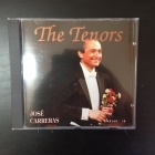 Jose Carreras - The Tenors (Disc Three) CD (M-/VG+) -klassinen-