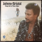 Johnny Bristol - Hang On In There Baby LP (G/VG+) -soul-