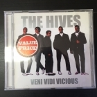 Hives - Veni Vidi Vicious CD (VG+/VG+) -garage rock-