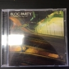 Bloc Party - A Weekend In The City CD (VG/M-) -indie rock-