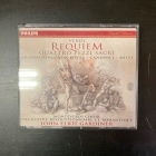 Verdi - Requiem 2CD (M-/M-) -klassinen-