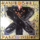 Hanne Boel - Dark Passion LP (VG/VG+) -pop-