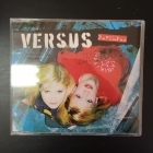 Versus - Parempaa CDS (M-/M-) -pop rock-