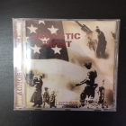 Agnostic Front - Liberty & Justice For... CD (VG+/M-) -hardcore-