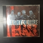 Right 4 Life - Off The Beaten Track CD (VG+/VG+) -hardcore-