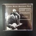 John Lee Hooker - Shake It Baby (Charly Blues Masterworks Vol.45) CD (VG+/VG+) -blues-