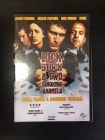 Lock Stock & Two Smoking Barrels DVD (M-/M-) -toiminta/komedia-