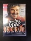 Swing Vote DVD (M-/M-) -komedia-