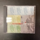Lemmenkipeet - Lempparit CD (M-/M-) -pop rock-