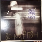 School Of Fish - 3 Strange Days 12'' SINGLE (M-/VG+) -alt rock-