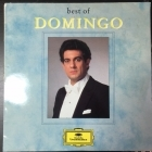 Placido Domingo - Best Of Domingo 2LP (VG+/VG) -klassinen-