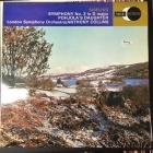 Sibelius - Symphony No.2 In D Major / Pohjola's Daughter LP (VG+-M-/VG+) -klassinen-