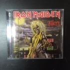 Iron Maiden - Killers (remastered) CD (M-/M-) -heavy metal-