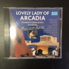 Francisco Garcia - Lovely Lady Of Arcadia CD (VG/VG+) -pop-