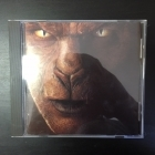 John Fogerty - Eye Of The Zombie CD (G/VG+) -roots rock-