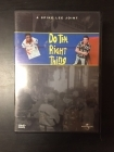 Do The Right Thing - Kuuma päivä DVD (VG+/M-) -komedia/draama-