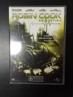 Robin Cook Collection (Terminal / Acceptable Risk / Invasion) 3DVD (M-/M-) -jännitys/sci-fi-