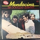Sir Douglas Quintet - Mendocino LP (M-/VG+) -country rock-
