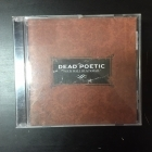 Dead Poetic - Four Wall Blackmail CD (VG+/M-) -post-hardcore-