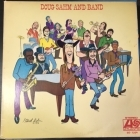 Doug Sahm And Band - Doug Sahm And Band LP (VG+/VG+) -country rock-