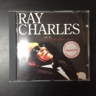 Ray Charles - With The Voices Of Jubilation Choir CD (M-/M-) -joululevy-