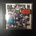 Gutter Brothers - Gone To The Dogs CD (VG/M-) -blues rock-