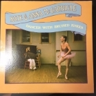 Kate & Anna McGarrigle - Dancer With Bruised Knees LP (M-/VG+-M-) -folk rock-