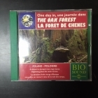 Poland: The Oak Forest / La Foret De Chenes CD (VG+/M-) -field recording-