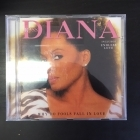 Diana Ross - Why Do Fools Fall In Love CD (M-/M-) -soul-