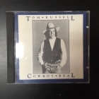 Tom Russell - Cowboy Real CD (VG+/M-) -country-
