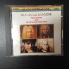 Peter Breiner And His Chamber Orchestra - Beatles Go Baroque CD (VG/VG+) -klassinen-
