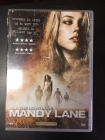 All The Boys Love Mandy Lane DVD (M-/M-) -kauhu-