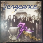 Vengeance - We Have Ways To Make You Rock LP (VG+/M-) -heavy metal-