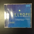 Tapiola Choir - National Anthems Of The EU Countries CD (M-/VG+) -klassinen-