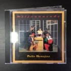 Miljoonasade - Pullo hunajaa CD (VG/VG+) -pop rock-