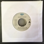 Mikko Kuustonen - Abrakadabra / Kun aika on 7'' (VG+/-) -pop rock-