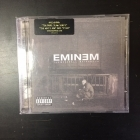 Eminem - The Marshall Mathers LP CD (VG+/M-) -hip hop-