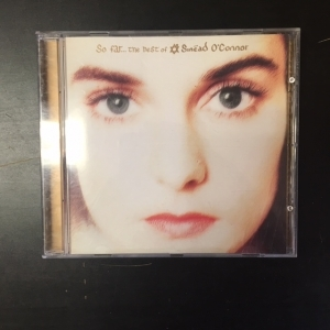 Sinead OConnor - So Far... The Best Of Sinead OConnor CD (VG+/M-) -pop rock-