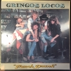 Gringos Locos - Punch Drunk LP (VG+/VG) -hard rock-