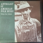 V/A - Anthology Of American Folk Music (Volume One: Ballads) 2LP (VG+/VG+)